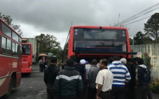 Golden Dragon Double-decker Delivered to Mauritius for Operation
