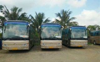 Golden Dragon Buses Serve Bo'ao Forum for Asia (BFA)