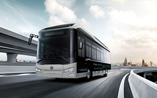 Golden Dragon Secures an Order of 100 Units Fuel Cell Buses from Jiashan